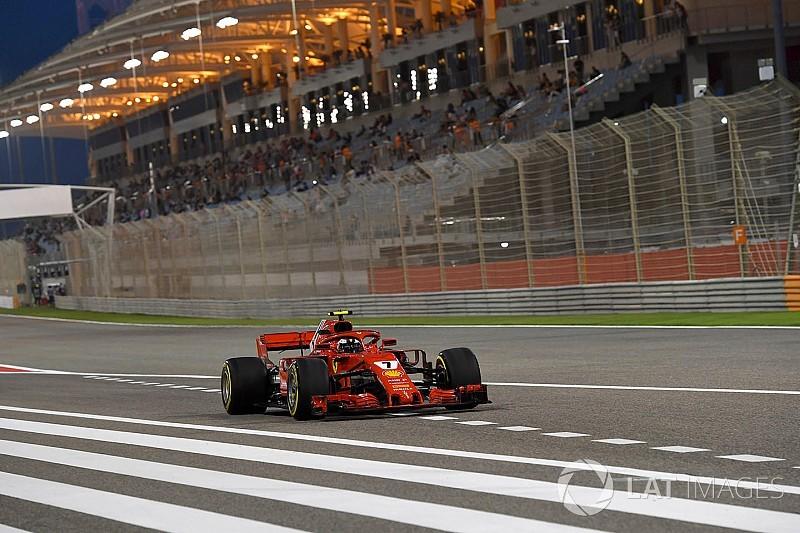Raikkonen escapa de penalidade de grid no Bahrein