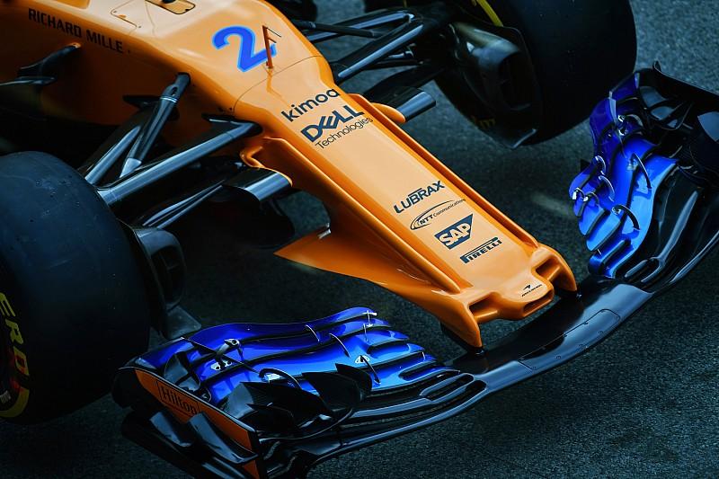 GALERIA: As novidades técnicas da F1 no GP da Espanha