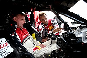 DTM Special feature DTM Track Test: We drive Rene Rast's title-winning Audi