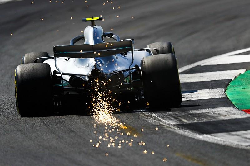 2017'ye kıyasla Silverstone'da en az Williams ve Mercedes gelişti