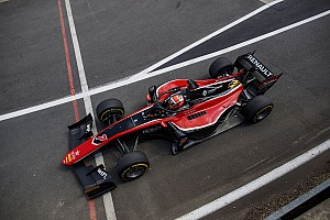 FIA F2 Breaking news ART drivers blame limiter fault for pitlane speeding