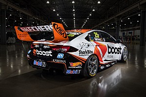 Supercars Breaking news WAU unveils limited edition Supercars livery