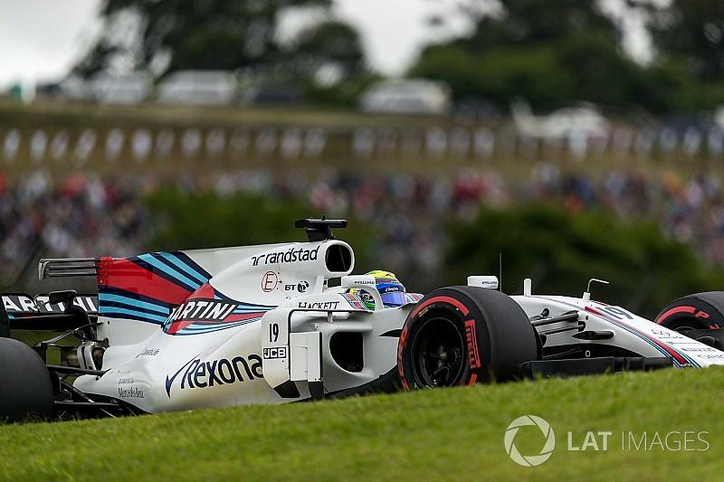 Massa estabelece maior placar do atual grid em classificação