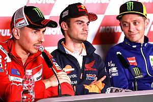 """MotoGP Nieuws Lorenzo over contractverlenging Rossi: """"Voorbeeld voor ons en jonge rijders"""""""