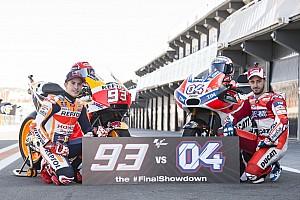 MotoGP Reaktion MotoGP-Showdown 2017 in Valencia: Der Plan von Marquez und Dovizioso