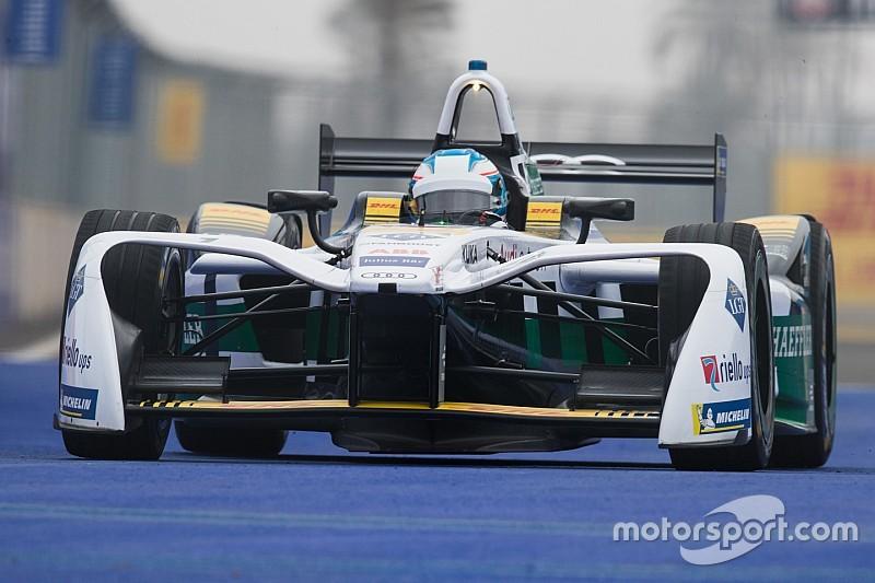 De Vries met Virgin Racing in Formule E-test Marrakesh