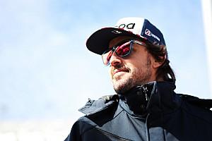 WEC Breaking news Webber hopes Alonso WEC