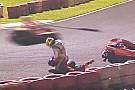 Kart El automovilismo brasileño reacciona a la vergonzosa pelea de karting