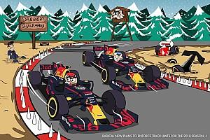 Формула 1 Новини Різдвяна листівка від Формули 1
