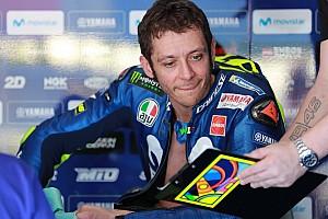 MotoGP Breaking news Rossi signs new two-year Yamaha MotoGP deal