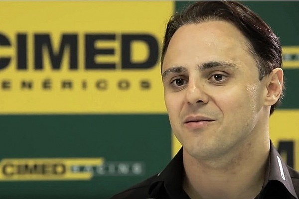 Mensagem confusa de Massa sobre Interlagos viraliza