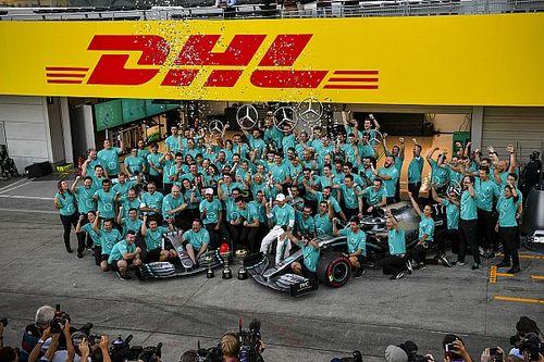 Hoe kan Mercedes komend weekend wereldkampioen worden?