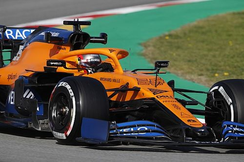 El sistema de tokens no ralentizará el progreso de McLaren en la F1 2021