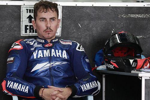 Jorge Lorenzo szerint Rossi lassú és pontatlan