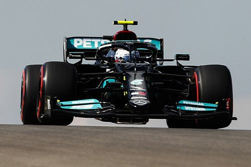 Mercedes на FP1 в Остине опередили Ферстаппена на секунду