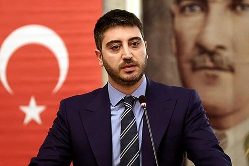 Eren Üçlertoprağı yeniden TOSFED Başkanı seçildi