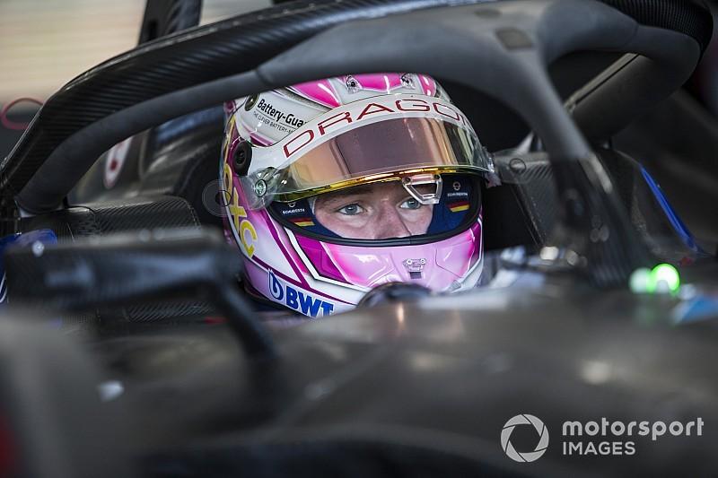 Maximilian Gunther completa la griglia della Formula E con la Dragon