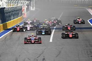 الإعلان عن روزنامة بطولتَي الفورمولا 2 والفورمولا 3