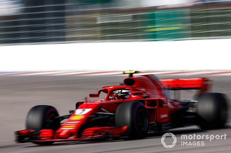 Räikkönen szerint a Ferrari nem adja fel