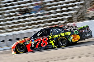 Truex heads to Homestead for