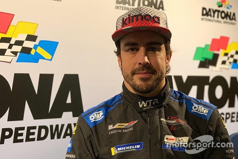 Alonso llega a Daytona 2019 con