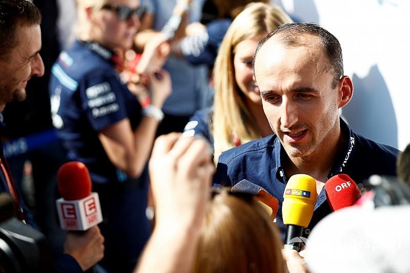 Robert Kubica nach acht Jahren Auszeit zurück: