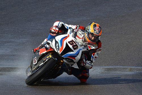 Portimao WSBK: Van der Mark gets first BMW win, Rea crashes again