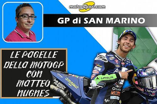 """Pagelle MotoGP: Bastianini è davvero una """"Bestia"""""""