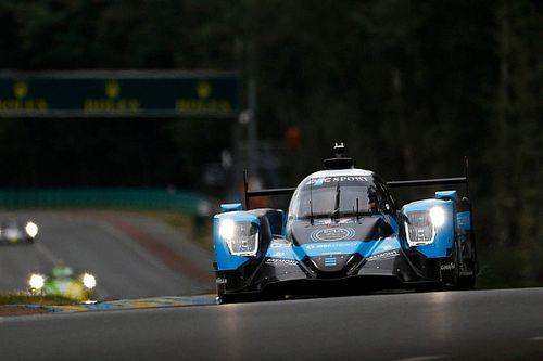 IDEC Sport withdraws #17 car after Le Mans practice shunt