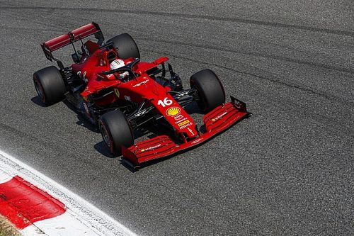 Titokban teszteli új motorját a Ferrari?