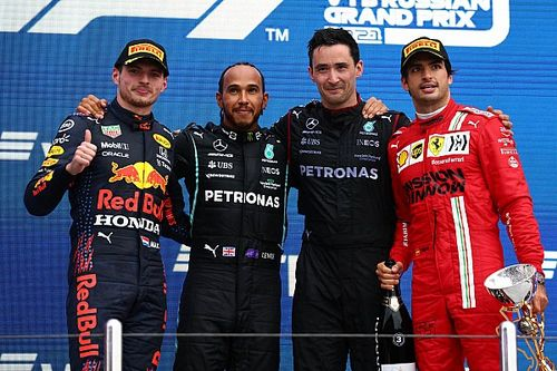 10 things we learned from F1's 2021 Russian Grand Prix