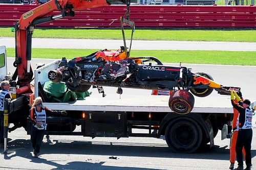 Red Bull: New evidence will put Silverstone F1 crash in 'slightly different light'