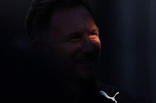 "Horner: Zandvoort atmosphere ""like being in a nightclub for three days"""