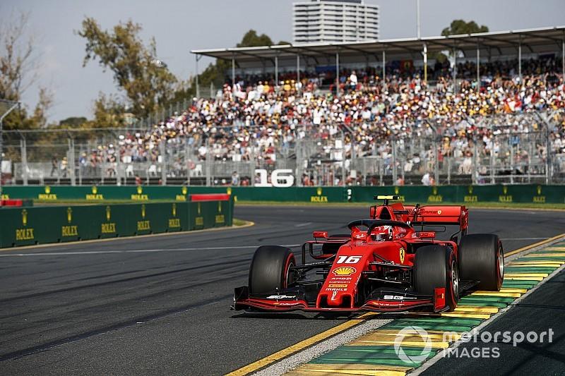 У Ferrari пояснили наказ Леклеру не атакувати Феттеля