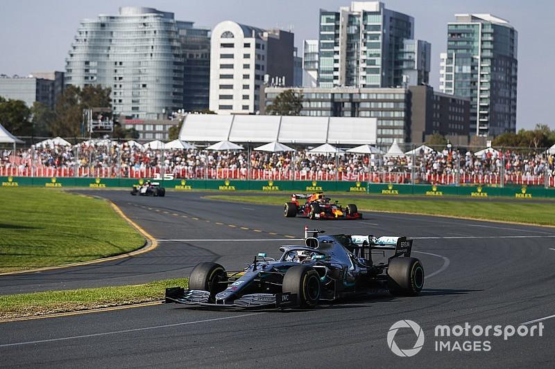 Mercedes, Hamilton'ın aracında taban hasarı buldu!