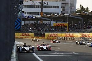 Ди Грасси под клетчатым флагом отобрал у Верляйна победу в мексиканской гонке Формулы Е