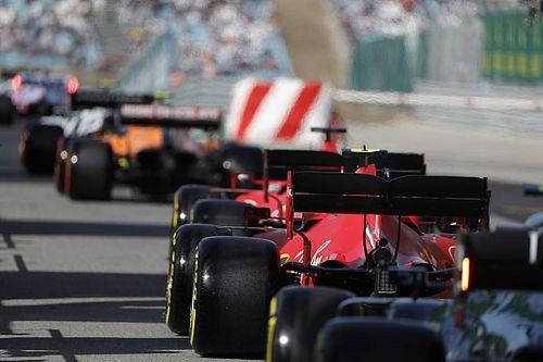 Equipes de F1 enfrentarão desafio para gerenciar pneus de 2021
