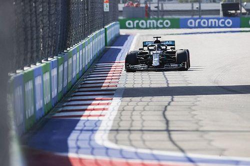 """Mercedes, Hamilton olayında sadece """"sözlü bir uyarı"""" beklemiş"""