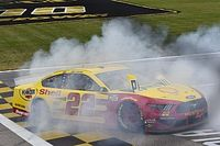 "Joey Logano ""has lived this story once"" and it turned out well"