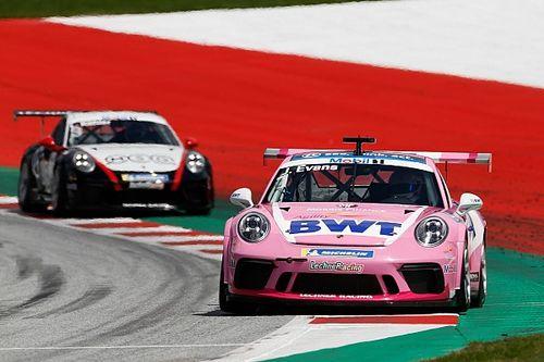 Porsche Supercup Avusturya: Evans kazandı, Ayhancan sekizinci oldu