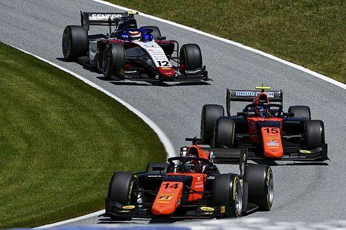 Онлайн. Вторая гонка Формулы 2 в Штирии