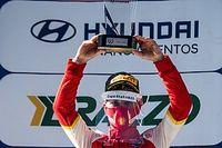 Diego Ramos leva Shell ao segundo lugar no pódio da etapa de abertura da Copa Shell HB20