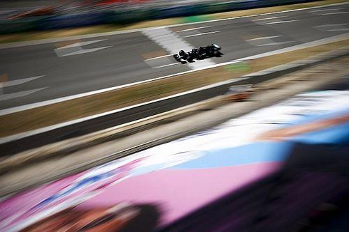 Онлайн. Гран При Испании. Квалификация