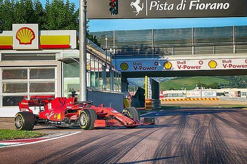 Sainz en Leclerc op 27 en 28 januari in actie op Fiorano