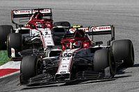 Alfa Romeo: weekend nero salvato da un ottimo Giovinazzi