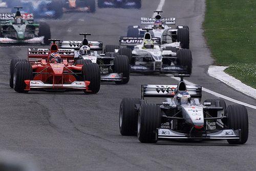 """Cuando la F1 era """"como una clasificación de principio a fin"""""""