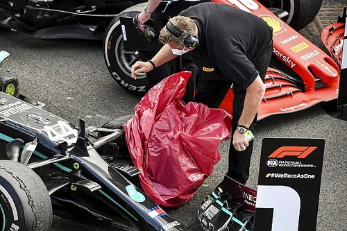 """A Pirelli """"360 fokos vizsgálatba"""" kezd a Brit Nagydíj folyamatos defektjei után"""