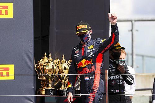 F1イギリスGPの劇的最終ラップ。フェルスタッペン「幸運だし、不運だったね」