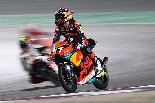 Sensasional di Qatar, Acosta Pede Hadapi Moto3 Portugal