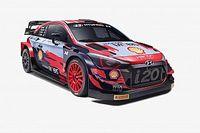 GALERÍA: Así luce el Hyundai i20 WRC 2021